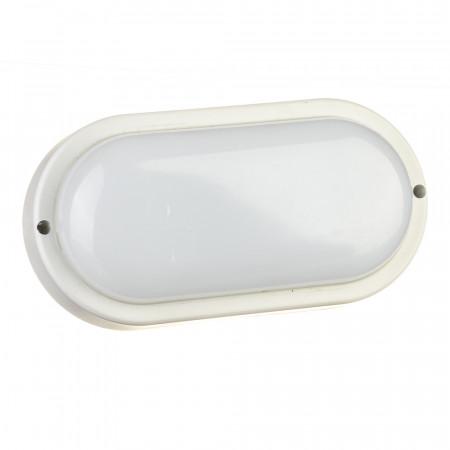 Купить Led светильник накладной ЖКХ 12Вт 6000К овал IP65