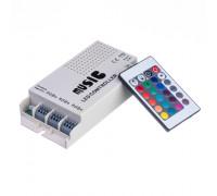 Контроллер музыкальный RGB 9А 108 Вт (RR 24 кнопки)