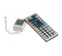 Контроллер RGB 12А 144 Вт, (IR 44 кнопки)