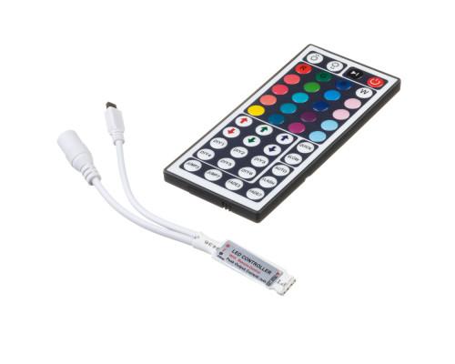 Контроллер RGB мини 6А 72 Вт (IR 44 кнопки)