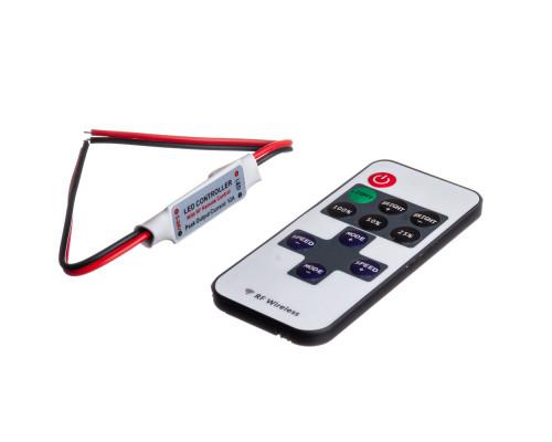 Диммер светодиодный mini 6А 144Вт (11 кнопок)