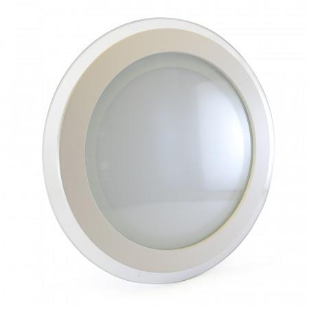 Купить Led светильник точечный 18Вт 3000К круг IP20
