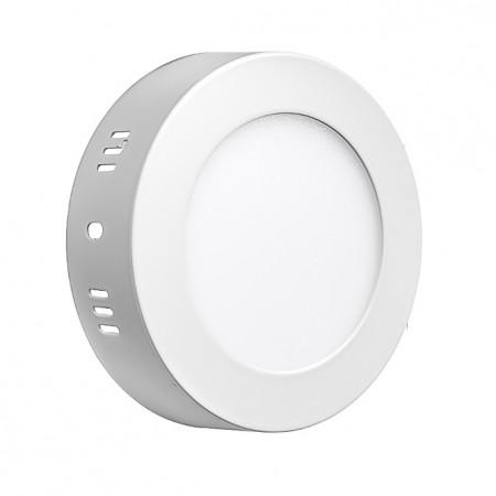 Купить Led светильник накладной 6Вт 4000К круглый IP20