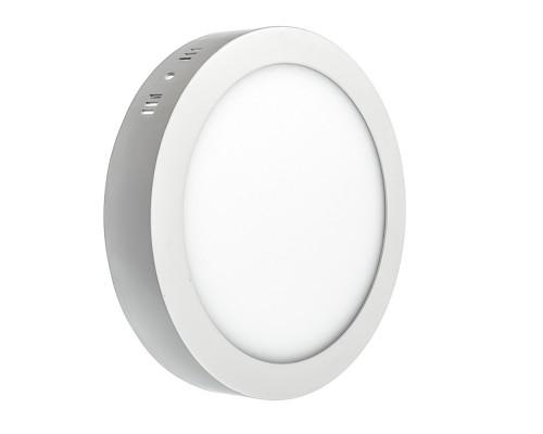 Led светильник накладной 18Вт 4000К круглый IP20