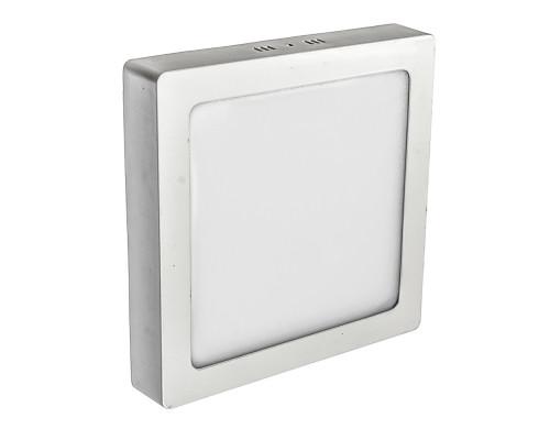 Led светильник накладной 12Вт 4000К квадратный IP20