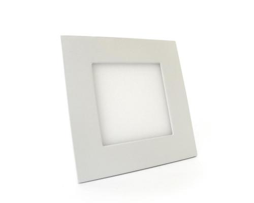 Led светильник накладной 6Вт 3000К квадратный IP20