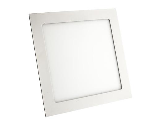 Led светильник накладной 18Вт 3000К квадратный IP20