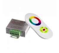 Контроллер белый RGB 18А 216 Вт
