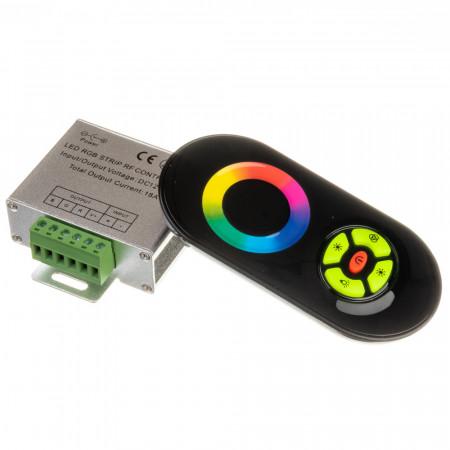Купить Контроллер черный RGB 18А 216 Вт