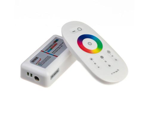 Контроллер белый RGB 18А 216 Вт, (8 кнопок)