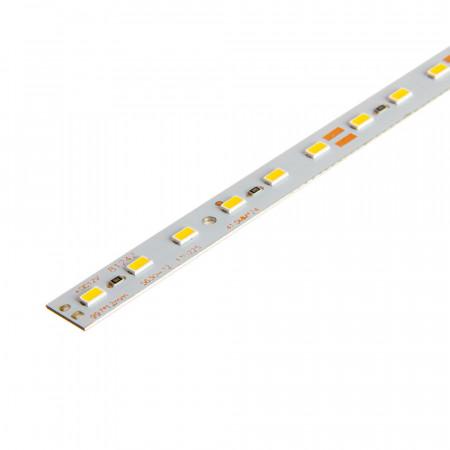 Купить Led линейка 12В (скотч) холодная белая smd5530 18Вт IP20 100 см