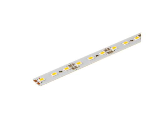 Led линейка 12В теплая белая smd5530 18Вт IP20 100 см