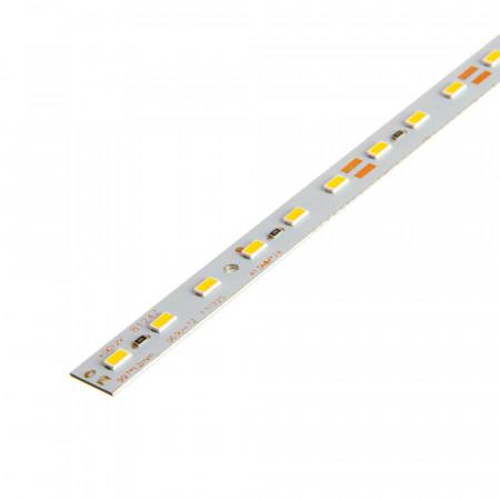Купить Led линейка 12В (скотч) теплая белая smd5530 18Вт IP20 100 см
