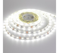 Led лента белая 12В (Стандарт) smd2835 60 LED/m IP20, 1м