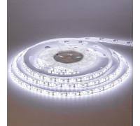 Led лента 12В белая Motoko smd2835 120LED/m IP20, 1м