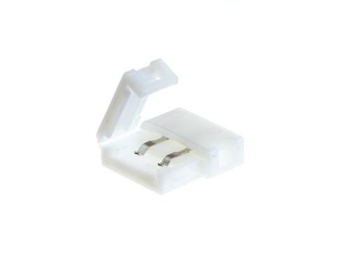 Led коннектор 8 mm (зажим+зажим)