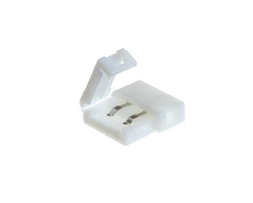 Led коннектор 10 mm (зажим+зажим)