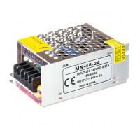 Led блок 24В MN/2A 48 Bт IP 20