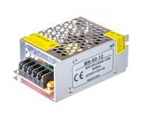 Led блок 12В MN/5A 60 Bт IP 20