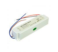 Led блок 12В SLIM PLASTIC/5A 60Bт IP 65