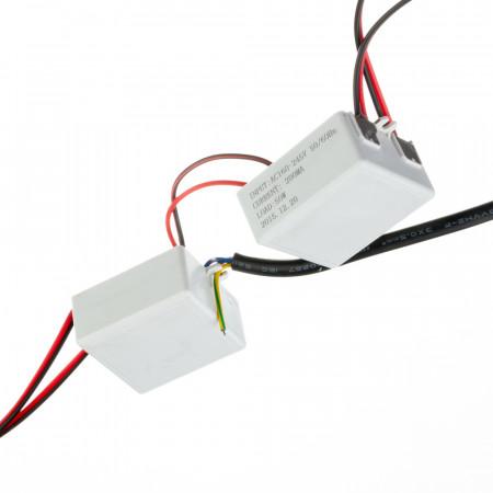 Купить Драйвер для светодиодов 2х50W 3000mA 110V