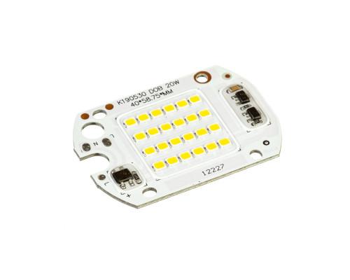Матрица IC для LED 220V 20W 6000К
