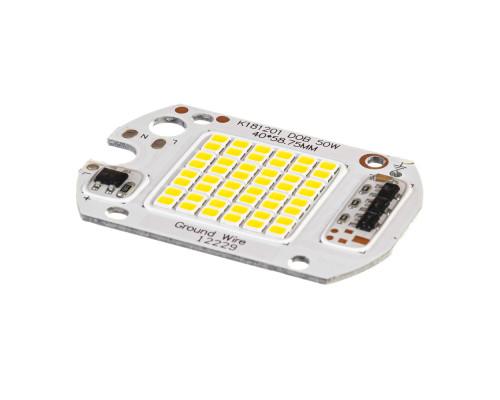 Матрица IC для LED 220V 30W 6000К