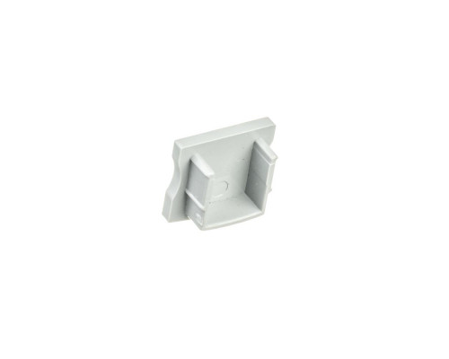 Заглушка для LED профиля ПФ-19 глухая