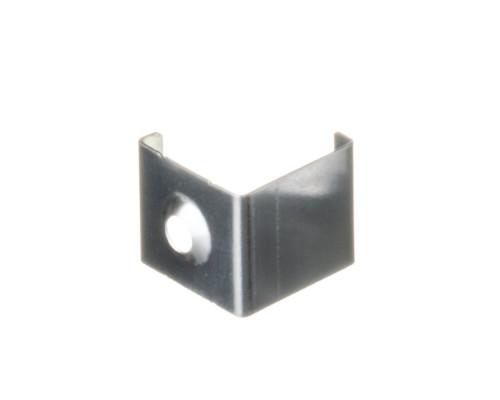 Крепеж угловой металлический Пф-9 для алюминиевого профиля