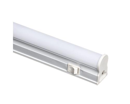 Led светильник линейный накладной T5 5Вт 4000К 300мм