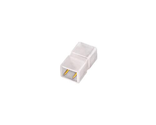 Соединитель для Led лент 220В AVT smd2835 (2 разъема+2 шт. 2pin)