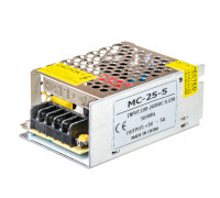 Led блок 5В MС/5A 25 Bт IP 20