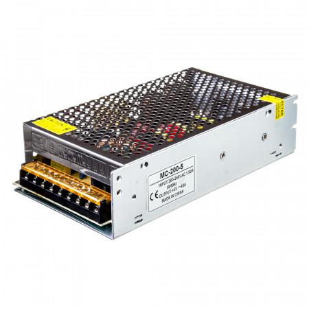 Купить Led блок 5В MС/40A 200 Bт IP 20