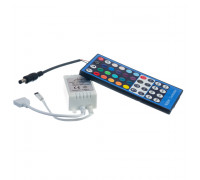 Контроллер RGBW 8А 96 Вт, (IR 40 кнопок)
