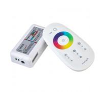 Контроллер RGBW 24А 288 Вт, (IR 8 кнопок)