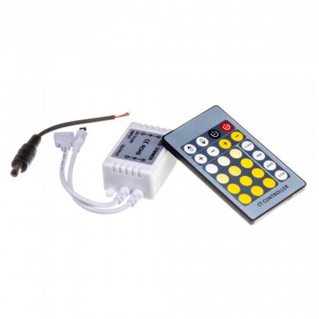 Купить Контроллер W+WW 6А 72 Вт, (IR 24 кнопки)
