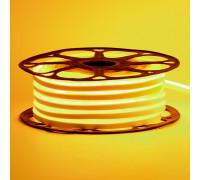 Led неон 220В желтый AVT-1 smd2835 120LED/m 7W IP65 , 1м