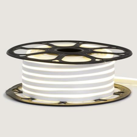 Купить Led неон 12В белый 6х12 AVT smd2835 120LED/m 6W IP65 силикон, 1м