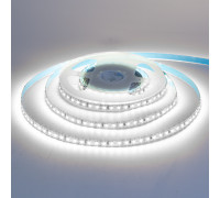 Led лента 12В белая AVT-Prof smd2835 120LED/m IP20, 1м