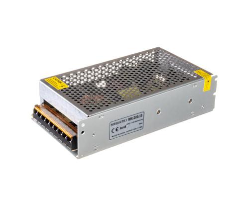 Led блок 12В MR/20A 240 Bт IP 20