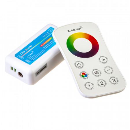 Купить Контроллер для диодной ленты RGBW 12А (RR 8 кнопок)