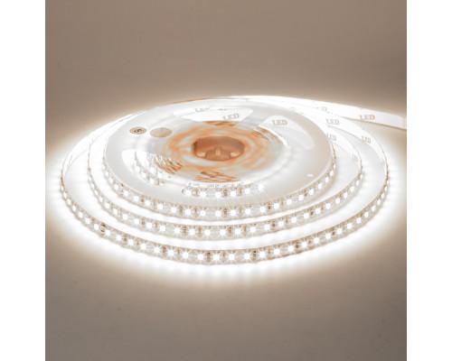 Светодиодная лента 12в белая нейтральная AVT New smd3528 120led/м негерметичная, 1м