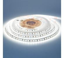 Светодиодная лента 12в белая холодная AVT New smd3528 120led/м негерметичная, 1м