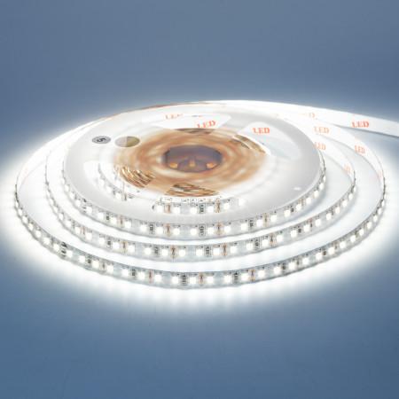 Купить Светодиодная лента 12в белая холодная AVT New smd3528 120led/м негерметичная, 1м