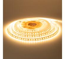 Светодиодная лента 12в белая теплая New smd3528 120led/м негерметичная, 1м