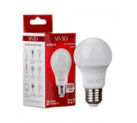 Led лампа Sivio 8Вт А55 нейтральная белая E27 4100K