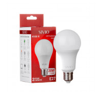 Led лампа Sivio 20Вт A70 нейтральная белая E27 4100K