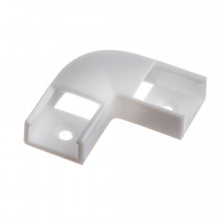 Купить Коннектор угловой для профиля ПФ 9 90° пластиковый