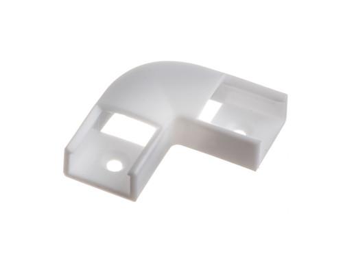 Коннектор угловой для профиля ПФ 9 90° пластиковый