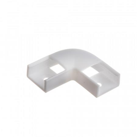 Купить Коннектор угловой для профиля ПФ 15 90° пластиковый
